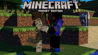 MIRA COMO TENER NOVIA EN MINECRAFT POCKET EDITION 1.0.0 SIN MODS | GIRLFRIEND ADDON