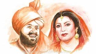 Mohamad sadiq Live | In Ambala City | punjabi latest songs 2014| Dhiman Movies