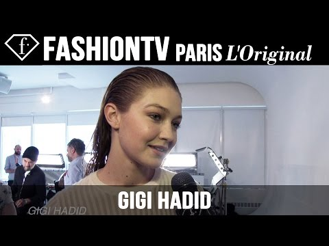 Gigi Hadid: My Look Today | Model Talk | FashionTV
