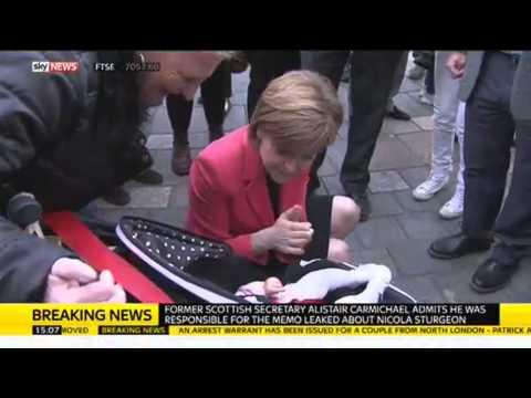 Alistair Carmichael Admits SNP Memo Leak