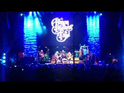 The Allman Brothers Band: Statesboro Blues live @ Beacon Theatre 2012-03-10