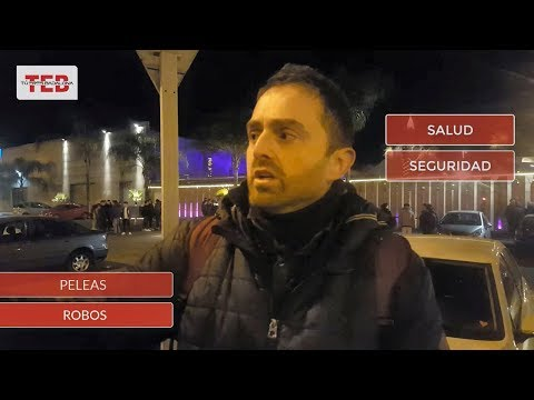 TEB - INSEGURIDAD OCIO NOCTURNO EN BADALONA