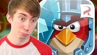 ANGRY BIRDS EPIC - Part 2 (iPhone Gameplay Video)