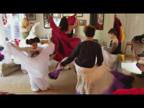 Brave: a twirling dance party