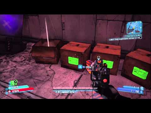 Borderlands 2 Best Way To Farm Pearlescent Guns & E-Tech Relics!
