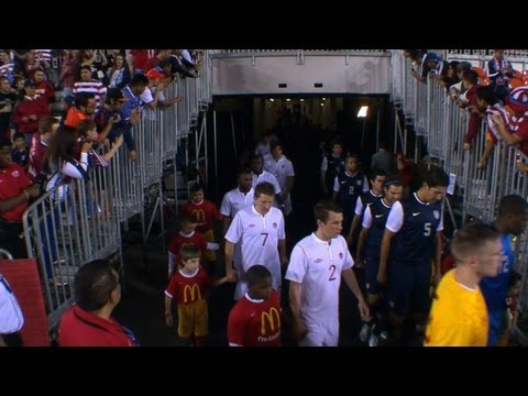 MNT vs. Canada: Highlights - Jan. 29, 2013