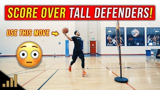 How to: Score Over a Taller Defender in 1 on 1 Basketball!