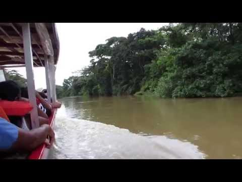 River Border Crossing - Nicaragua to Costa Rica