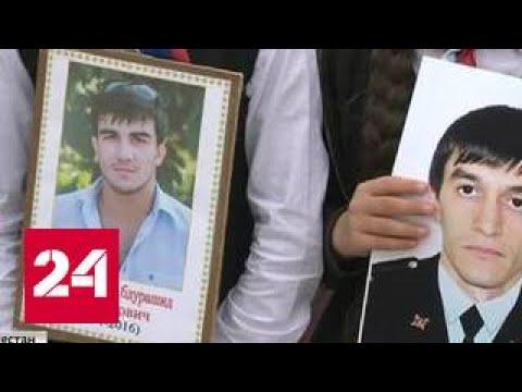 """""""Работайте, братья"""": в Дагестане вспоминают героев Магомеда и Абдурашида Нурбагандовых"""