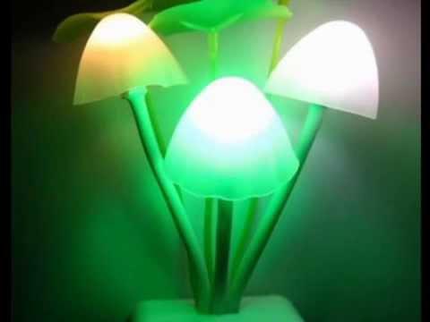 New Energy Saving Creative Design LED Night