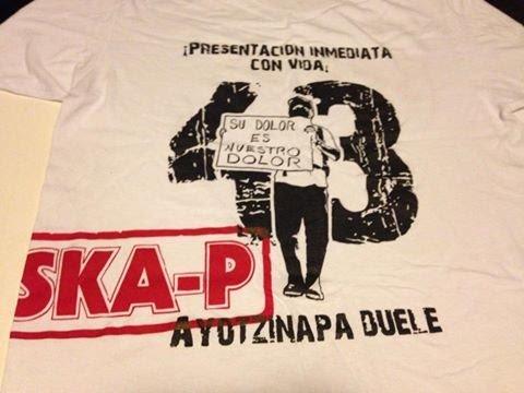 ska p    concierto en mexico