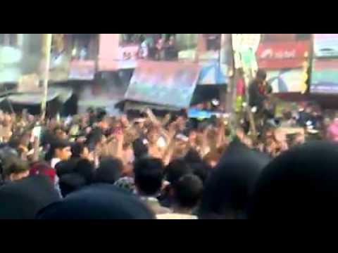 ALLAHABAD AZADARI CHAHLUM JALOOS 25-01-2011-NAKHAS KHONA ALLAHABAD...