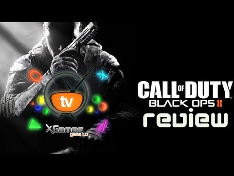 Обзор Call of Duty Black Ops 2 (Review)