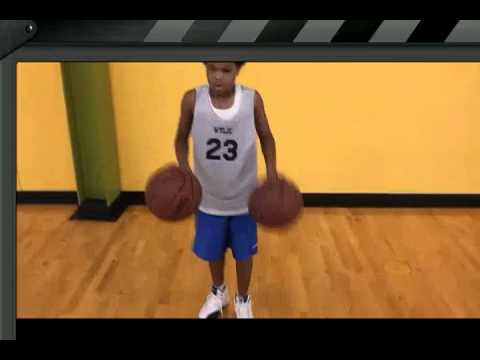 Daily Basketball Dribbling Drills