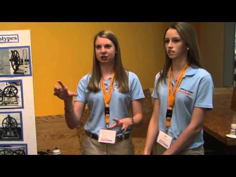EurekaFest 2014: Providence Day School InvenTeam