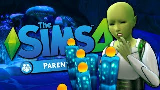 ALIEN QUADRUPLETS ON SIXAM - Sims 4 Funny Moments #15