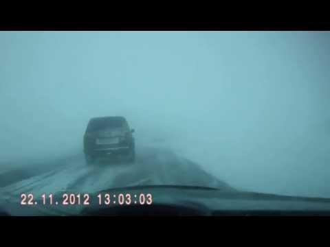 ДТП на трассе А-349 Барнаул-Рубцовск