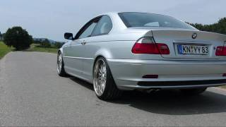 BMW E46 328 Ci - Sound