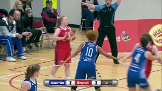 National Women's Cup semi-final: Ambassador UCC Glanmire v Singleton SuperValu Brunell