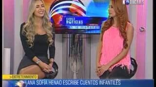 Entrevista Ana sofia Henao Cable Noticias
