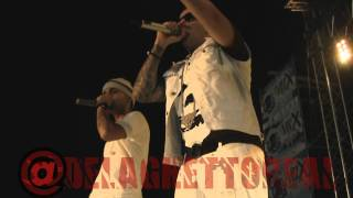 De La Ghetto en el Mix Halloween 2011- La Reunion de Arcangel y De La Ghetto