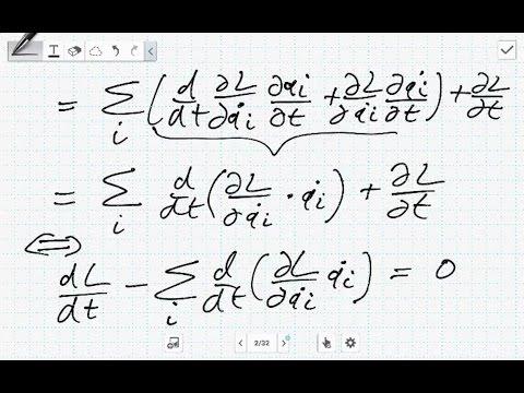 Die Hamilton Funktion (Theoretische Physik/Mechanik)