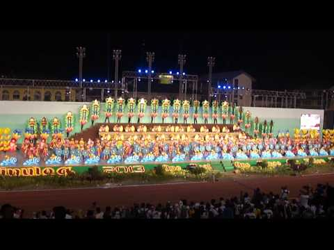 Sinulog 2013 grand champion  Tribu Lingganay