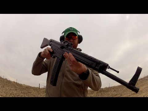 ATI GSG STG-44 Sturmgewehr .22LR Rifle Review