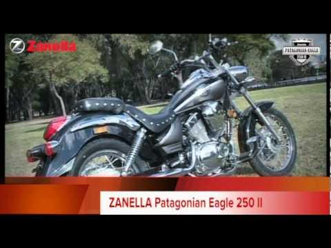 Zanella Test - Patagonian Eagle 250 II por Gustavo Morea