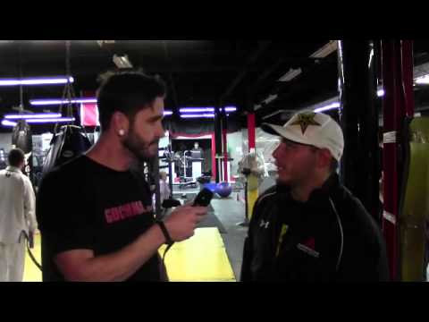 GDCMMA.com talks to UFC star Chris Clements