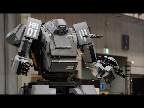 Dünya'nın Üretilmiş En İleri Teknoloji 7 Robotu