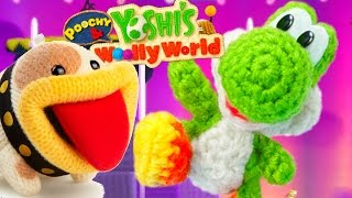 Poochy & Yoshi's Woolly World - All 31 Short Movies