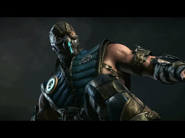 Mortal Kombat X Ermac, Sub-Zero Fatalities