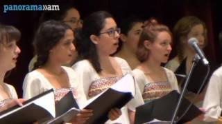 Israeli Choir Performing Erebouni Yerevan