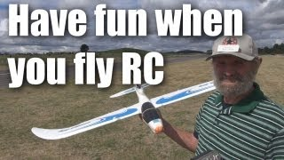 Bruce & Barry talk RC planes again
