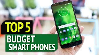 TOP 5: Best Budget Smart Phones 2019