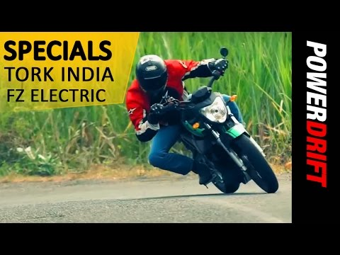 TORK INDIA: FZ Electric Feature: PowerDrift
