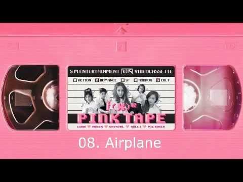 (FULL ALBUM) f(x) (에프엑스)- Pink Tape' The 2nd Album