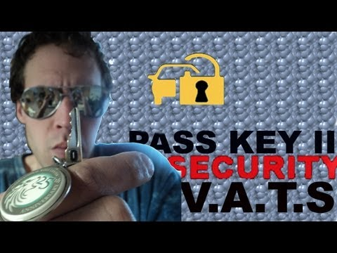 GM Pass Key II Malfunctions: Bypassing V.A.T.S System