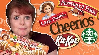 Irish People Try Pumpkin Spice Everything