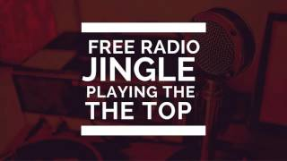 """Free Radio Jingle """"Playing The Top"""" Looped, Request Free Link Below"""
