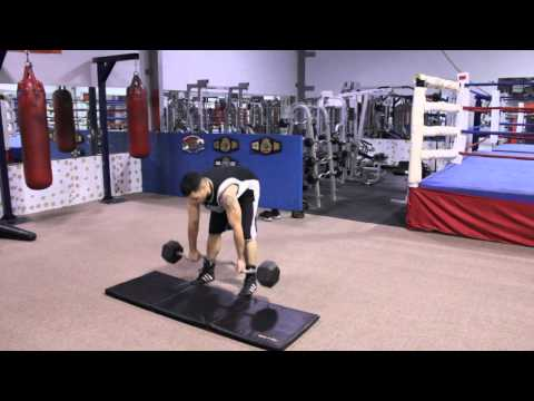 How to Do Deadlifts & Shrugs for the Neck : Weightlifting & Fitness Techniques Image 1
