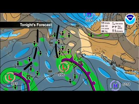 May 14, 2015 Alaska Weather Daily Briefing