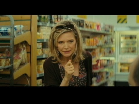 Michelle Pfeiffer Interview 2013: Oscar Nominee Takes Dark Twist In 'the Family' video