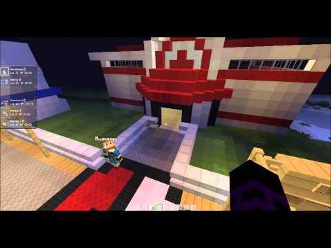 Minecraft Pixelmon Server 1.7.10 3.40  (Open