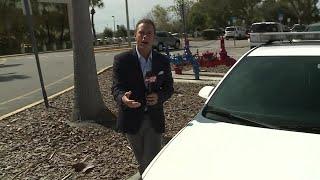 Florida inmates rescue baby locked in car