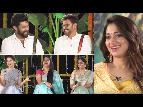 F2 Team Sankranti Special Interview | Venkatesh | Varun Tej | Mehreen | Tamannaah thumbnail