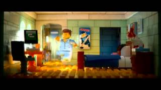 The LEGO Movie - Good Morning - Official Warner Bros.