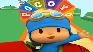 Pocoyo Racing Game Walkthrough