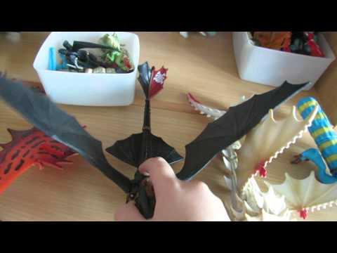 Как сделать беззубика из как приручить дракона 2